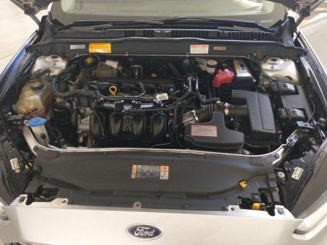 Ford Fusion Flex SE 2.5 Top de linha com Teto! 2013 - Foto 8