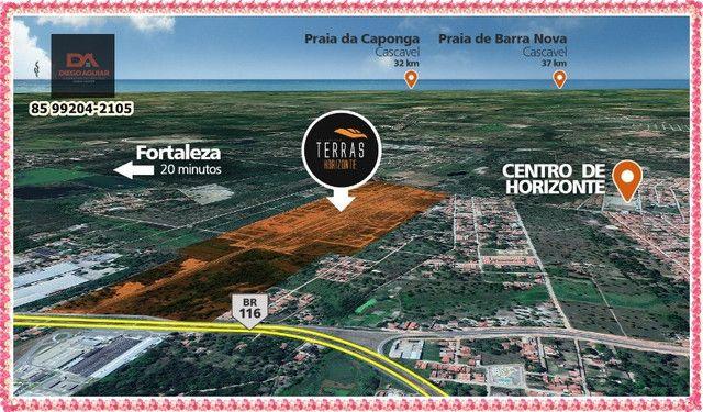 Terras Horizonte Loteamento-Infraestrutura completa &¨%$ - Foto 10