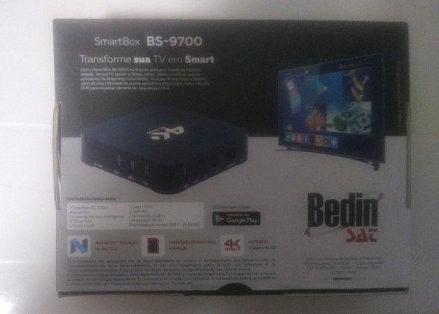 SmartBox BS-9700 Bedin Sat  - Foto 2