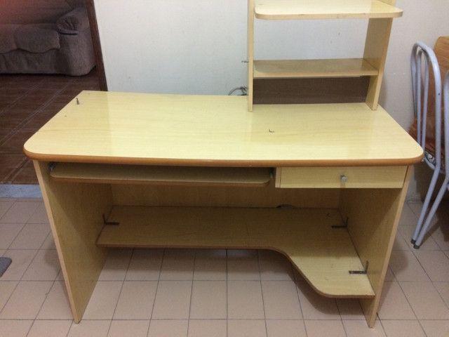 Uma mesa para escritório ótimo preço  - Foto 3