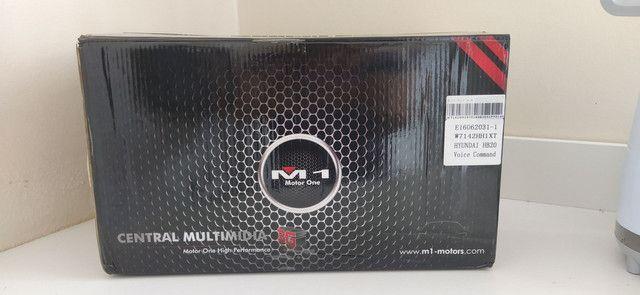Central Multimitidia M1 Motor One Hyundai HB20<br><br> - Foto 5