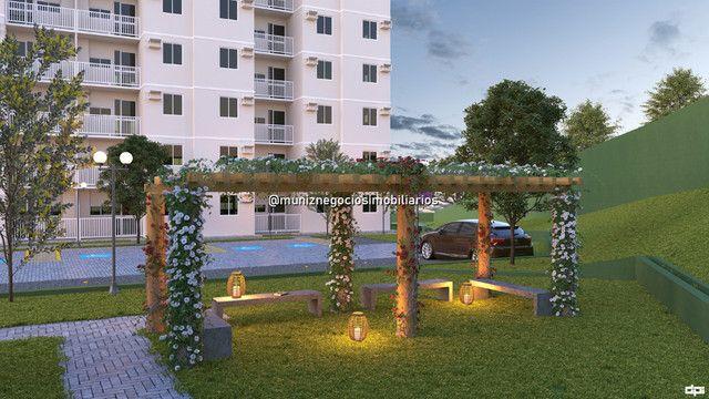 P Residencial Jardim das Margaridas, Camaragibe, 2 Quartos, Suíte, Lazer! - Foto 10