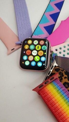 Smartwatch série 6 em promoção  - Foto 6