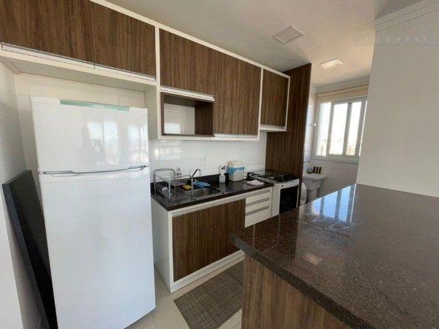 Mobiliado - Apartamento 02 dormitórios com suíte - Centro de Torres/RS  - Foto 3
