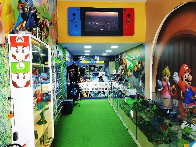 Ps3 slim + 1 jogo. Venha conhecer a maior loja de games do ABC!  - Foto 5