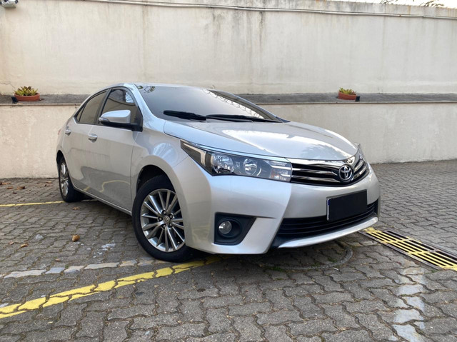 Toyota Corolla XEI Blindado 2017 baixa km! Raridade! - Foto 2
