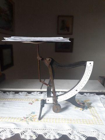 Balança antiga de Cartas Gramm - Foto 2