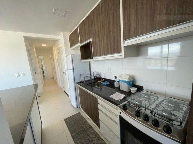 Mobiliado - Apartamento 02 dormitórios com suíte - Centro de Torres/RS  - Foto 6