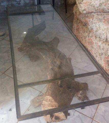Mesa centro de mesa 50cm de largura 130 de comp..Rs 170.00 passo cartao..