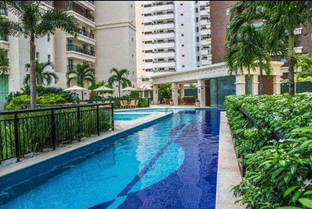 Apartamento 4 quartos, alto padrão, lazer completo, Cocó!