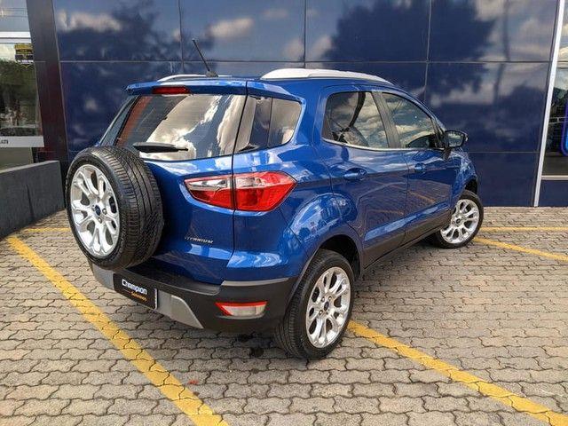 Ford ECOSPORT 2.0 DIRECT FLEX TITANIUM AUT - Foto 6