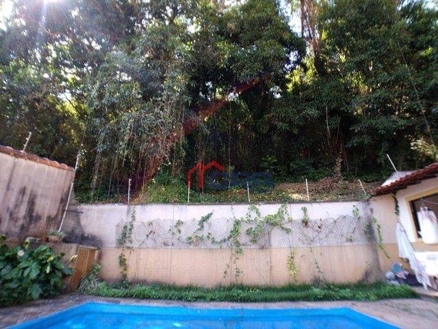 Casa com 4 dormitórios à venda, 186 m² por R$ 930.000,00 - Sessenta - Volta Redonda/RJ - Foto 10