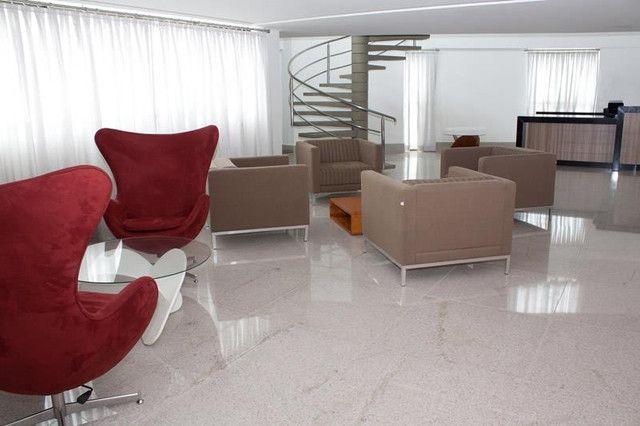 Beach Class Residence: 2 quartos, mobiliado, com lazer na Av. Boa Viagem - Foto 16