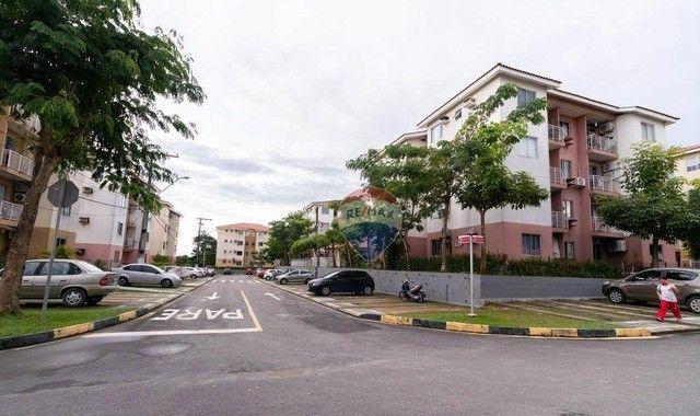 Apartamento com 2 dormitórios à venda- Tarumã - Manaus/AM - Foto 11