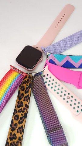 Smartwatch série 6 em promoção  - Foto 5