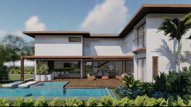 Lindíssima casa com 6 suítes em condomínio Fechado Praia do Forte BA - Foto 2