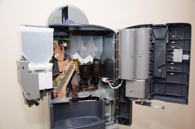 Assistencia autorizada em maquinas de caf expresso for Maquinas expendedoras de cafe para oficinas