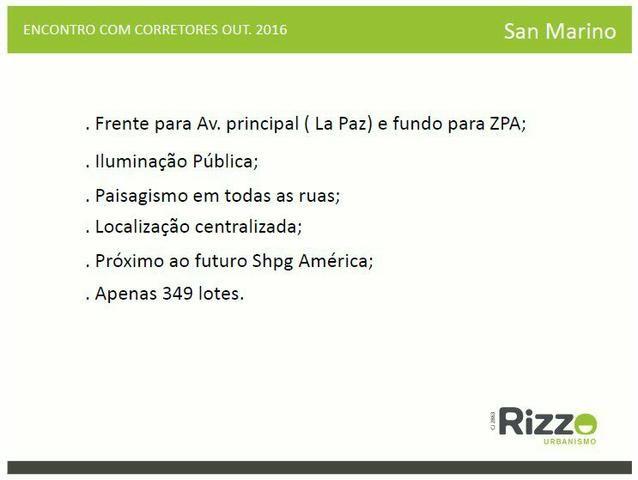 Loteamento Residencial Sanmarino (Goiania-Goias) - Foto 7