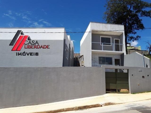 Casa geminada 2 quartos bairro Liberdade Santa Luzia/MG. Cod:391 - Foto 4