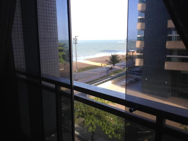 Murano Imobiliária vende apartamento de 2 quartos de frente para mar, 130 m² na Praia da C