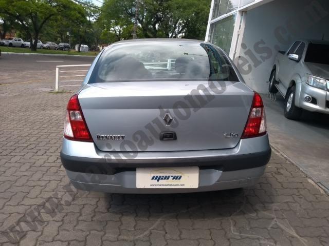 Renault Clio 1.0 Authentique Sedan 16V Gasolina 4P Manual - Foto 7