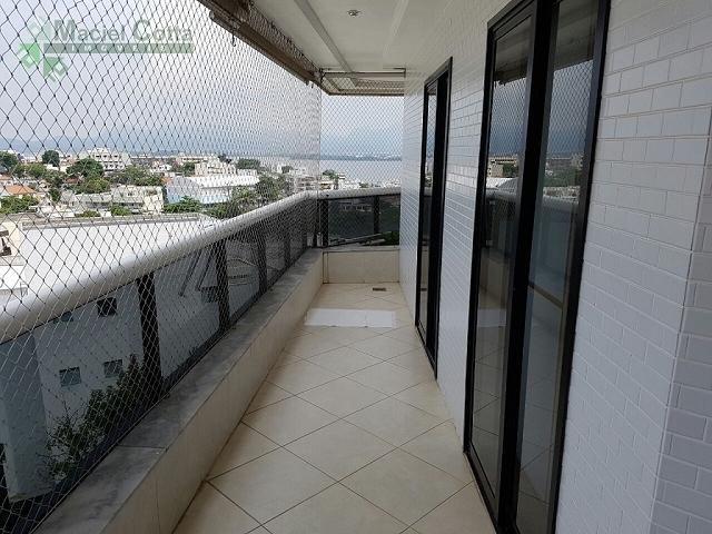 2515 - Apartamento no Jardim Guanabara de 4 quartos. Cód. 2515