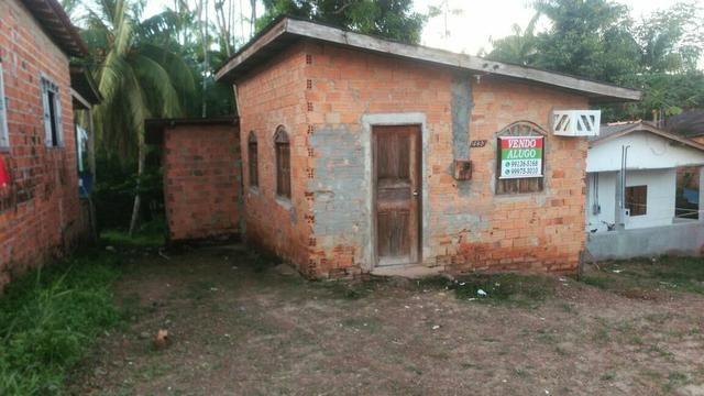 Terreno com uma casa