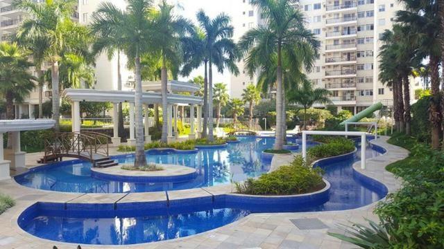 Barra Family Resort - Excelente 3 quartos - 1.900,00 - Avenida das Américas