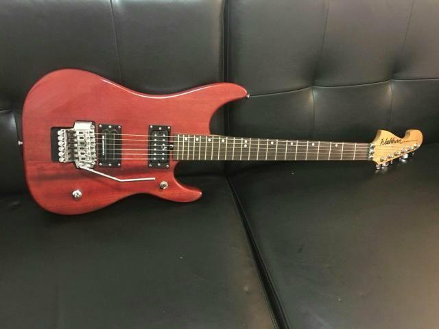 Guitarra Nuno Bittencourt N2 ( avalio ibanez jackson squier Tagima fender Epiphone sx )