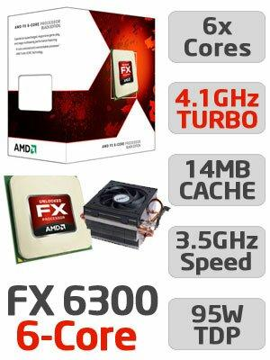 Processador fx 6300
