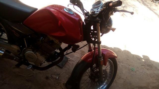 Venda de moto semi nova