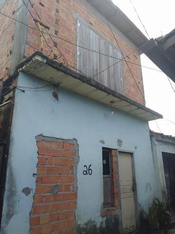 Vende-se casa na cidade nova 1, passagem Santa Luzia, próximo ao supermercado cidade