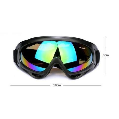 Oculos Para, Bike, Moto, Ciclismo E Etc