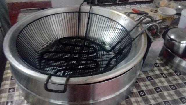 Maquina de frituras. Eletrica