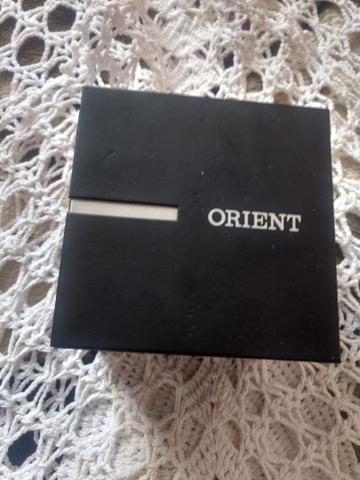 Relógio original orient mbssa 046 com garantia
