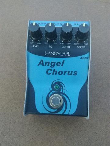 Pedal de Guitarra Angel Chorus Landscape