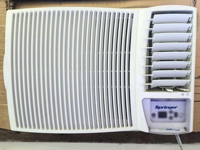 Ar condicionado Springer (Janela/Eletrônico)