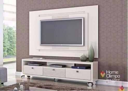 Home Olimpo (Rack + Painel) Acompanha suporte para TV *NOVO* 99618 7084 Arthur
