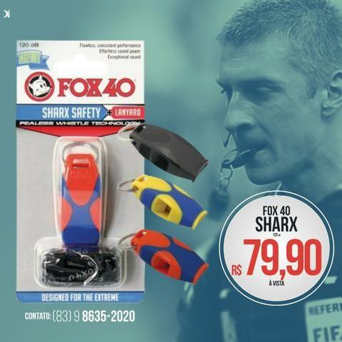 Apito FOX 40 SHARX
