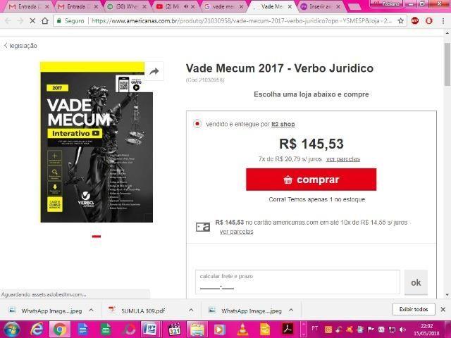 Vade Mecum- Verbo Jurídico 2017