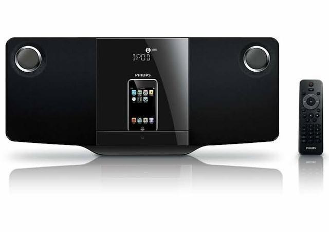 Philips dock ipod iPhone