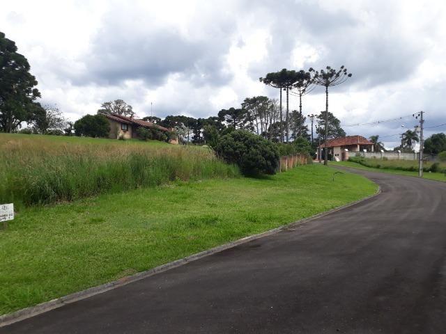 Terrenos em Piraquara Condomínio Fechado ( Alto Padrão) 1.023 m2- ent. R$10.000,00 - Foto 10