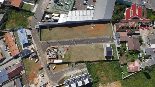 Loteamento/condomínio à venda em Gralha azul, Fazenda rio grande cod:TE00008 - Foto 5