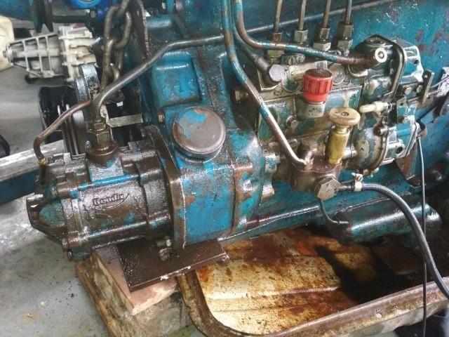 Motor Mwm 229 04 Cil Aspirado/Maçarico - F100 F1000 F4000 F350 - Foto 6