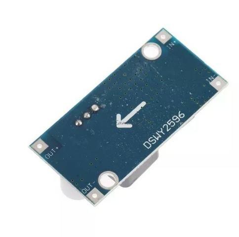 Regulador De Tensão Lm2596s Dc-dc Step-down - Foto 2