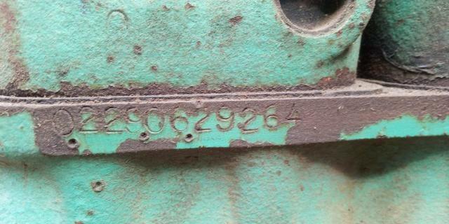 Bloco Limpo do Motor 06 Cil Mwm 226/229 F350 F100 F1000 F4000 - Foto 3