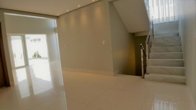 Sobrado 4 Suítes + Escritório, 351 m², semi mobiliado, c/ lazer na 404 Sul - Alto Padrão - Foto 4