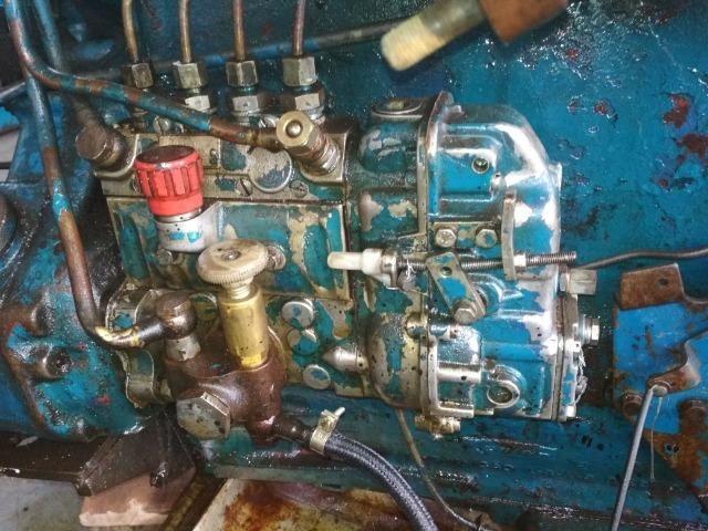 Motor Mwm 229 04 Cil Aspirado/Maçarico - F100 F1000 F4000 F350 - Foto 5
