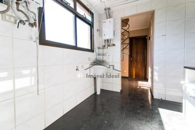 Cobertura com 4 dormitórios à venda, 564 m² por R$ 2.300.000 - Alto da Glória - Curitiba/P - Foto 12