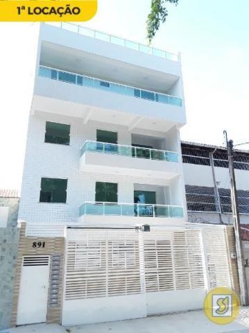 Apartamento para alugar com 1 dormitórios em Cidade dos funcionários, Fortaleza cod:50386